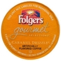 14113 K-Cup Folgers Caramel Drizzle 24 ct