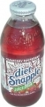 51405 Snapple Diet Cranberry Raspberry 24/16oz.