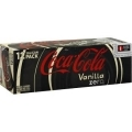 50316 Vanilla Coke Zero 12oz 24 ct