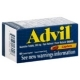 88-40934 Advil 50 packets of 2 tablets 200mg each