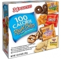 70425 100 Calorie Right Bites Variety Pack 34ct