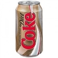 50019 Caffeine Free Diet Coke 12oz. 24ct.