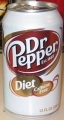 50040 Caffeine Free Diet Dr Pepper 12oz. 24ct.