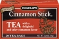 30218 Bigelow Cinnamon Stick Tea 28ct.