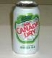 50021 Diet Canada Dry Ginger Ale 12oz. 24ct.