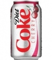 50044 Diet Cherry Coke 12oz. 24ct.