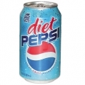 50006 Diet Pepsi 12oz. 24ct.