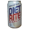 50049 Diet Rite Cola 12oz. 24ct.