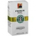 15105 Starbucks French Roast Ground 1 Lb.
