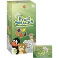 70317 Member's Mark Fruit Snacks .9oz/72ct