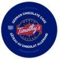 14038 K Cup Timothy's - German Chocolate Cake 24ct.