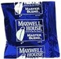 10110 Maxwell House Masterblend 1.1oz. 42ct