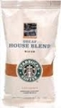 10705 Starbucks - House Blend Decaf 2.5 oz. 18ct.