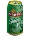 50063 Seagrams Ginger Ale 12oz. 24ct.