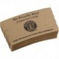 83010 Starbucks Coffee Sleeves 1200ct