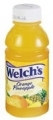 51107 Welch's Pineapple Orange Juice 10oz. 24ct.